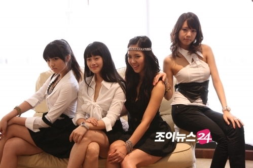 K-Tigers Celebrity Girls