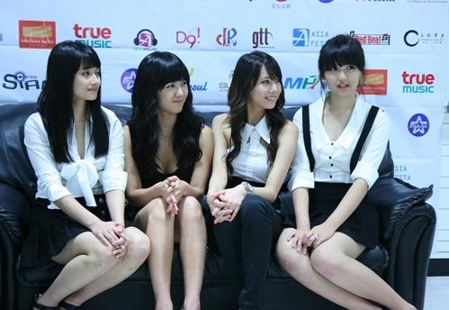 K-Tigers Stars Member